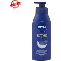 Nivea Nourishing Body Milk With Almond Oil 400Ml