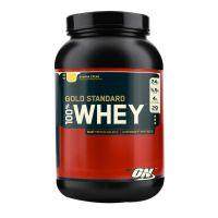 Optimum Nutrition 100 Whey Gold Standard  2 Lbs (Chocolate Mint)