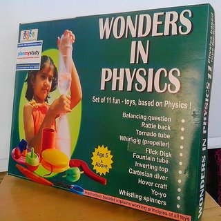 Wonders in Physics-11 Experiments