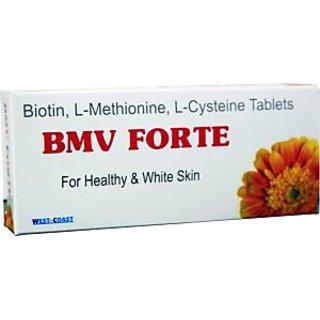 BMV Forte Biotin Hair, Skin & Nails 30 Tablets