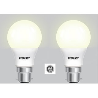 Eveready 7W Pearl White Led Bulb Pack Of 2
