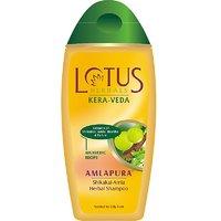 Lotus Herbals Amla Pura Shampoo 200 Ml (Pack Of 2)