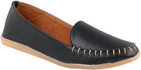 Exotique Black Casual Shoe