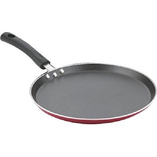 Meet Nonstick Dosa Tawa ,4mm,Black , DT-12