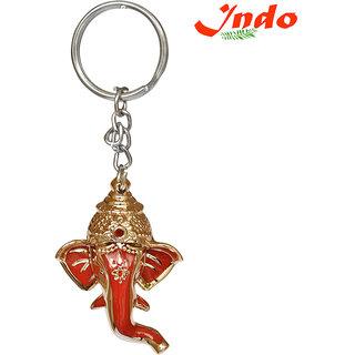 Indo Ganesha Key Ring (Set of One)