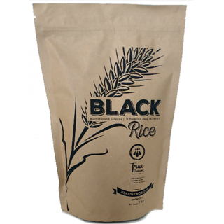 True Elements Nutritional Grains - Manipur Origin/Chak-Hao/Black Rice (Vitamins