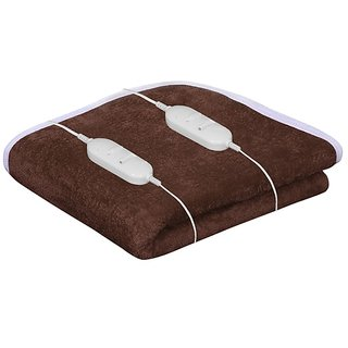 Warmland Brown Electric Double Bed Warmer (AEB NEW)