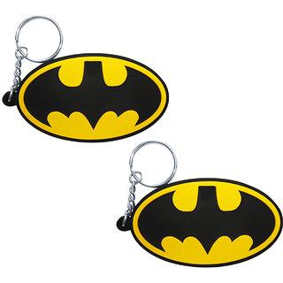 Special Hero Key Ring-2Pcs