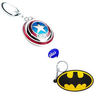 Combo - Special Hero Key Ring - 2pcs