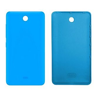 TOTTA Replacement Battery Back panel for Nokia Lumia 430 Dual Sim Blue