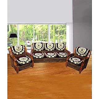 shiv kirpa beautiful sofa cover pack of 5