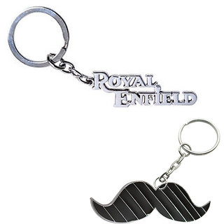 Mustache  RE Keyrings