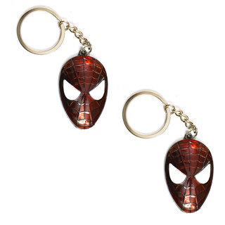 Spedy Man Mask Key Ring- 2 Pcs