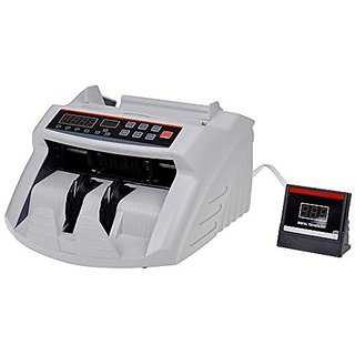 Digital Money Cash Bank Bill Counter Counting Machine Counterfeit Uv Mg Detector