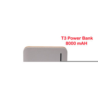 Callmate T3 8000mAh Power Bank