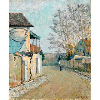 Vitalwalls Landscape Painting Canvas Art Print Landscape-462-45Cm