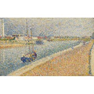 Vitalwalls Landscape Painting Canvas Art Print Landscape-478-45Cm