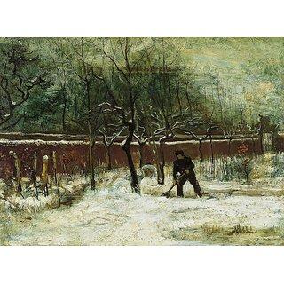 Vitalwalls Landscape Canvas Art Print On Pure Wooden Framelandscape-481-F-60Cm