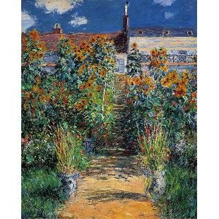 Vitalwalls Landscape Painting Canvas Art Print Landscape-461-45Cm