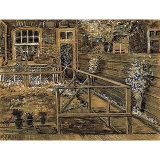 Vitalwalls Landscape Painting Canvas Art Print Landscape-485-30Cm