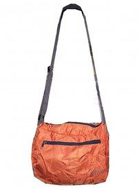 Apnav Orange Foldable Sling Bag