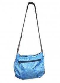 Apnav Blue Foldable Sling Bag