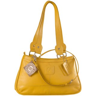 Genuine Leather Fashion Handbag eZeeBags YA818v1 - from the Maya Collection. 90a2b145e1