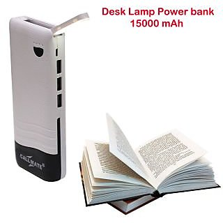 Callmate Desk Lamp 15000mAh Power Bank