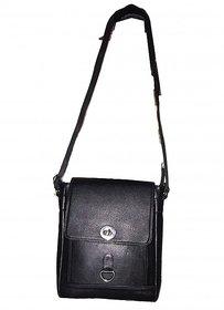 Apnav Black Sling Bag
