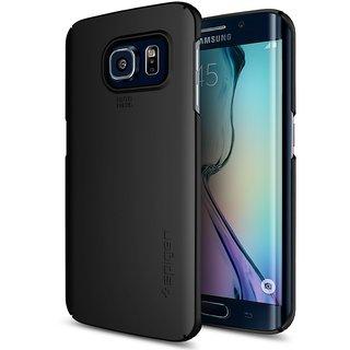 Samsung Galaxy S6 Edge Case - MTT NON SLIP NEO FIT Dual Layer  Crystal Clear