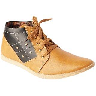Balujas Tan Casual Shoes