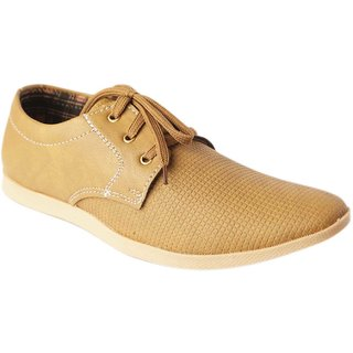 Balujas Beige Casual Shoes