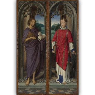 Vitalwalls Landscape Painting Canvas Art Print Religion-143-30Cm