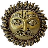 Madg Decorative Vastu Wall Hanging Of Sun Showpiece