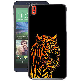 Instyler Digital Printed Back Cover For Htc 820 HTC820DS-10071