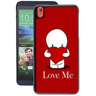 Instyler Digital Printed Back Cover For Htc 820 HTC820DS-10078