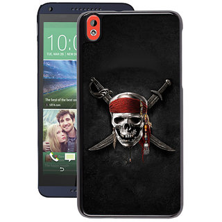 Instyler Digital Printed Back Cover For Htc 820 HTC820DS-10081