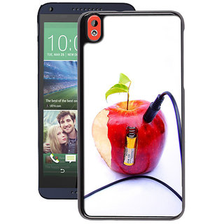 Instyler Digital Printed Back Cover For Htc 826 HTC826DS-10129