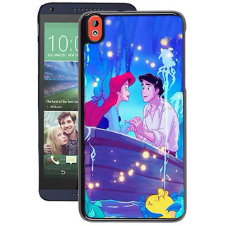 Instyler Digital Printed Back Cover For Htc 826 HTC826DS-10143