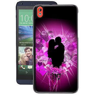 Instyler Digital Printed Back Cover For Htc 820 HTC820DS-10106