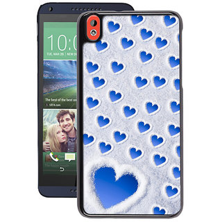 Instyler Digital Printed Back Cover For Htc 820 HTC820DS-10111