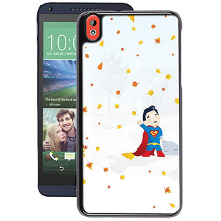 Instyler Digital Printed Back Cover For Htc 820 HTC820DS-10116
