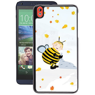 Instyler Digital Printed Back Cover For Htc 820 HTC820DS-10117