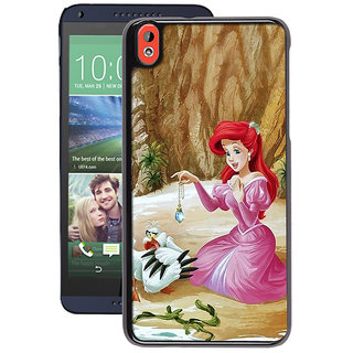 Instyler Digital Printed Back Cover For Htc 820 HTC820DS-10130