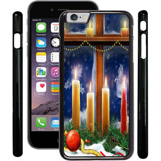 Instyler Digital Printed Back Cover For Apple I Phone 6 IP6DS-10088