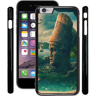Instyler Digital Printed Back Cover For Apple I Phone 6 IP6DS-10095