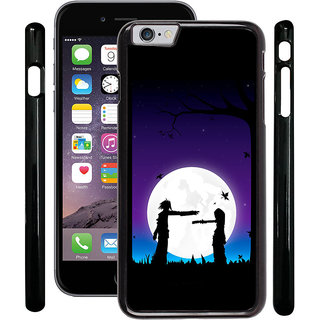 Instyler Digital Printed Back Cover For Apple I Phone 6 IP6DS-10104