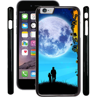 Instyler Digital Printed Back Cover For Apple I Phone 6 IP6DS-10107