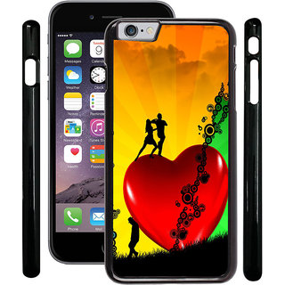 Instyler Digital Printed Back Cover For Apple I Phone 6 IP6DS-10108