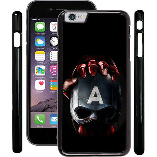 Instyler Digital Printed Back Cover For Apple I Phone 6 IP6DS-10119